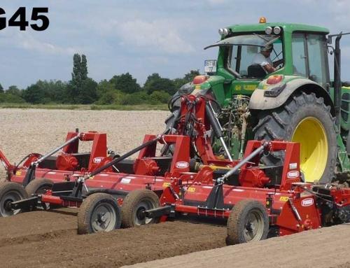 Masini pentru prelucrat solul in legumicultura – Forigo