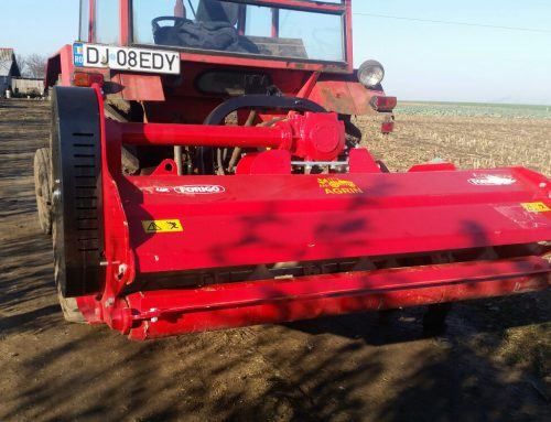 Forigo FT18S, tocătoarea ideală pentru fermele românești