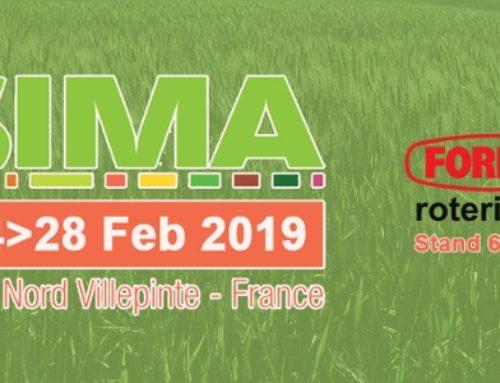 Forigo Roteritalia vă așteaptă cu noutăți la Sima 2019